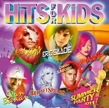 "Various Artists - ""Hits For Kids Summer Party 2011"""