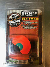 Flextone Game Calls Turkey Gangster Untouchables New Wave Cut 3 Reeds Loud Soft
