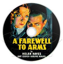 A Farewell to Arms (1932) Drama, Romance, War Movie / Film on DVD