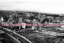 DE 86 - Plymouth Centre After The Blitz, Devon c1948 - 6x4 Photo