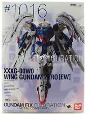 Gundam Fix Figuration Metal Composite XXXG-00W0 Wing Gundam Zero EW #1016