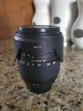 Sigma Zoom Wide Angle-Telephoto 28-300mm f/3.5-6.3 DL Aspherical IF Hyperzoom