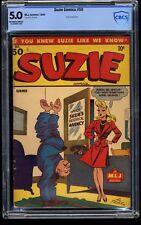 Ginger Suzie #51 Photocopy Comic Book