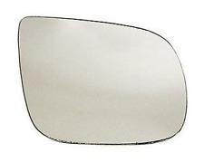 Spiegelglas Außenspiegel Rechts Heizbar Konvex Chrom AUDI Q5 Q7