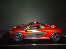 Motormax McLaren P1 Metallic Copper 1/24