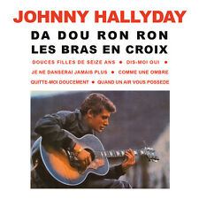 CD Johnny Hallyday - Da Dou Ron Ron