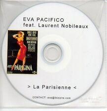 (AB346) Eva Pacifico, La Parisienne - DJ CD