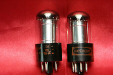 Raytheon OB3 Pair Matched, 2 each. NOS tubes. Perfect!