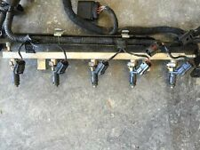 05-14 VW JETTA FUEL INJECTION PARTS FUEL INJECTOR 2.5L