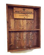 More details for moët wall shelf ,pub bar man cave shed gift display