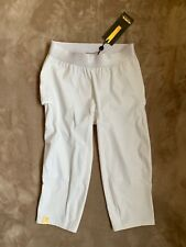 MONREAL Tennis White Leggings. Size Small. NEW with Tags.