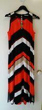 NEW Jane Lamerton Chevron knit dress size 10
