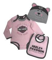Boston Bruins Baby Infant 3-Piece Creeper Bib Booties Gift Set FREE SHIP