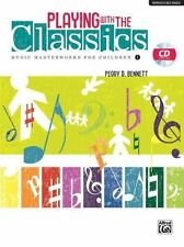 Playing with the Classics: Book & CD by Alfred Publishing Co., Inc....