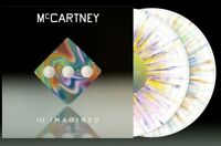 PREORDER McCartney III Imagined - Limited Edition Exclusive Splatter 2LP