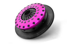 XTREME 230MM CARBON BLADE TWIN PLATE CLUTCH KIT FIT NISSAN SKYLINE R32 GTR PUSH