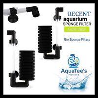 RECENT AA2813BSF BIO-SPONGE FILTER Biochemical Aquarium Fish Tank Air Pump