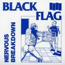 BLACK FLAG - NERVOUS BREAKDOWN  CD SINGLE NEU