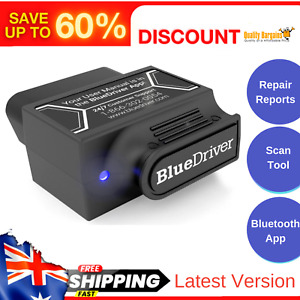 Bluedriver Lsb2 Bluetooth Pro Obdii Scan Tool for Iphone & Android New AU Stock
