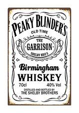 Peaky Blinders Jack Daniels A4 reproduction signed poster 2 with choice of frame