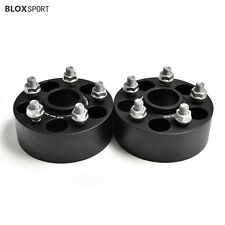 "2X 50mm 2"" Hubcentric Wheel Spacers Adapters 5x114.3 67.1 for Hyundai Mazada Kia"
