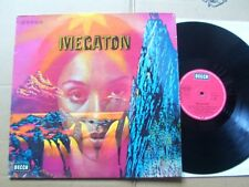 MEGATON,SAME , lp vg+/vg+ decca records SLK 16690-P Germany 1971 Erstdruck