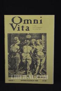 Omni Vita Issue 1 Spring Equinox 1996
