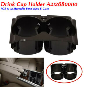 A2126800110 Centre Console Drinks Cup Holder For Mercedes-Benz W212 E-Class New
