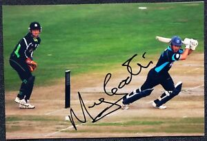 Zimbabwe and Sussex Cricket Legend Murray Goodwin Signed Photo