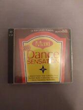 Maxi Dance Sensation 17 - 2-CDs, 1995 u.a. mit Snap, 2 Unlimited Gebraucht