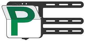 2 x Green P Plate Pack