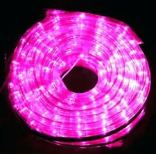 10M Connectable LED Rope Light - Pink