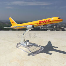 1/400 Scale Diecast Model Aircraft Toy DHL Express Boeing 757 Airplane Model Toy