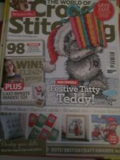 'The World Of Cross Stitching Magazine 210'