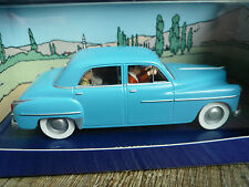 Voiture collection Tintin N°30 : Dodge Coronet , Objectif lune - 1953