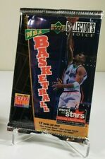 1996-97 UPPER DECK COLLECTORS CHOICE SERIES 1 BASKETBALL  1 PACK LOT Kobe RC?