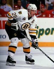 Garry Galley Boston Bruins UNSIGNED 8x10 Photo (A)
