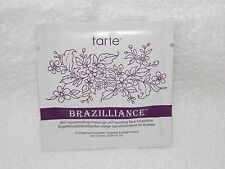 Tarte BRAZILLIANCE Skin Rejuvenating Maracuja Self Tanning Face Towelette New
