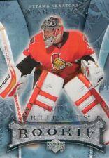 Brian Elliot Ottawa Senators 2007-08 Upper Deck ARTIFACTS SILVER RC 235