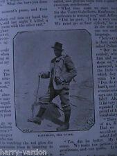 Cricket Yarns Matterhorn Mountain Climbing Kaufmann Guide Victorian Article 1897