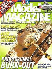 Tamiya Model 167 Carro Armato Russian T-55 Porsche 935 Citron 11CV Saigon Sabre