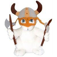 Viking Kitten plushie soft toy