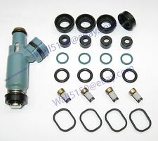 Fuel Injector Seal O-Ring kit for Subaru Imprezza WRX  2002 & up & STI 2007+
