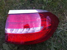Mercedes driver side tail light 2016