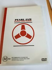 PEARL JAM - SINGLE VIDEO THEORY DVD! NEW AND SEALED! REGION 1, FREE UK P&P!