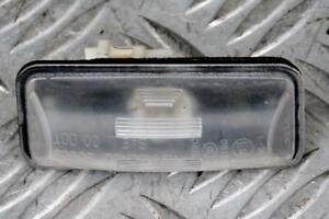 Toyota GT86 / Subaru BRZ number plate light