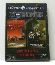 The Hammer Collection Double Feature DVD LOST CONTINENT REPTILE NEW SEALED RARE