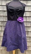 Ruby Rox Rockabilly Pinup Dress Size 16 NWOT