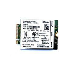DELL 5809e DW5809e 4G Sierra Wireless WWAN Mobile Broadband  Mini Card GPS HSPA+
