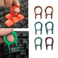 10 STÜCKE Mechanische Tastatur Keycap Puller Remover Tool für Tastaturen Key Cap